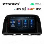 9 inch IPS Screen Navigation Multimedia Player with Built-in DSP Fit for Mazda CX-5