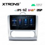 9 inch IPS Screen Navigation Multimedia Player with Built-in DSP Fit for FORD