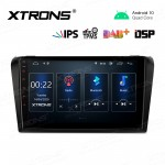 9 inch IPS Screen Navigation Multimedia Player with Built-in DSP Fit for Mazda