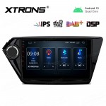 9 inch IPS Screen Navigation Multimedia Player with Built-in DSP Fit for Kia(Left Hand Drive)