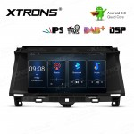 9 inch Android 9.0 IPS Screen with Built-in DSP Navigation Multimedia Player Fit for Honda