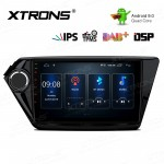 9 inch  IPS Screen Android 9.0 Navigation Multimedia Player with Built-in DSP Custom Fit for KIA