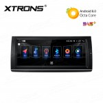 10.25'' Android 8.0 Multimedia Receiver GPS Navigation System
