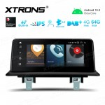 10.25 inch Car Android Multimedia Navigation System with Built-in 4G for BMW 1 Series E81/E82/E87/E88 CCC