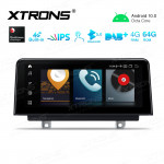 10.25 inch Car Android Multimedia Navigation System with Built-in 4G for BMW 3 Series F30/F31/F34 & 4 Series F32/F33/F36 NBT