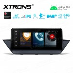10.25 inch Car Android Multimedia Navigation System with Built-in 4G for BMW X1 E84 CIC