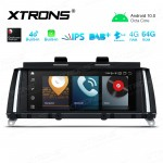 8.8 inch Car Android Multimedia Navigation System with Built-in CarAutoPlay & Android Auto, Built-in 4G Support carries in Asia and Europe for BMW X3 F25 X4 F26 NBT
