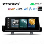 10.25 inch Android Navigation System with Built-in 4G Support Carriers in Asia and Europe for BMW 3 Series E90 / E91 / E92 / E93 with No Original Display