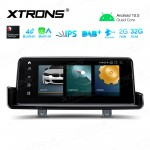 10.25 inch Android Navigation System with Built-in Android Auto/CarAtutoPlay  with Built-in 4G Support Carriers in Asia and Europe for BMW 3 Series E90 / E91 / E92 / E93-LHD with No Original Display