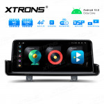 Integrated 4G Solution: 10.25 inch Octa-Core Android Car GPS Multimedia Player With Built-in CarAutoPlay and DSP For BMW 3 series E90/E91/E92/E93 Left Driving Vehicles