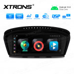 Integrated 4G Solution: 8.8 inch Android Car GPS Multimedia Player With Built-in CarAutoPlay and DSP For BMW 3/5 series CCC