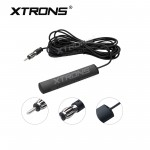 12V Universal car Stereo FM Radio Antenna Windscreen DIN Aerial