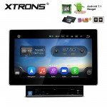 "10.1"" HD Digital Android 7.1 Quad Core 16GB ROM + DDR3 2G RAM Multi Touch Screen Double Din Car DVD Player"