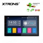 "7""Android 9.0 car stereo infotainment system Multimedia Navigation System Support car auto play with Full RCA Output"