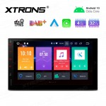 7 inch Android 10.0 Octa-Core 32G ROM + 4G RAM Car Stereo Multimedia Navigation System Support CarAutoPlay