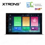 "7"" HD Digital Octa-Core 64bit 32GB + 2G RAM Android 6.0 Multi Touch Screen Car Stereo with Screen Mirroring Function & OBD2"