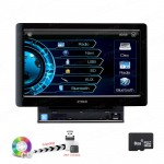"10.1"" HD Digital CapacitiveTouch Screen   Bluetooh GPS Navigator Double Din Car DVD Player"