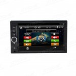 "6.2"" HD Digital TFT Touch Screen Double Din Car DVD Player"