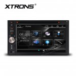 "6.2"" HD Digital TFT Touch Screen Double Din DVD Player"