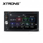 "6.2"" Digital TFT Touch Screen Double Din DVD Player"