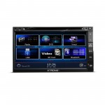 "6.95""HD Digital TFT Touch Screen SWC Bluetooth iPod Double Din DVD Player"