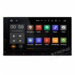 "6.95""Android 5.1 Lollipop Quad Core 64 Bit Operating System  Two Din Car Stereo without DVD"