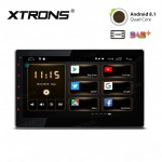 "10.1"" Android 8.1 HD Screen Multifunctional Android Car Stereo with Full RCA Output"