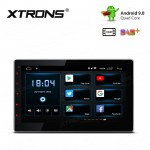 "10.1"" Android 9.0 HD Screen Multifunctional Android Car Stereo with Full RCA Output"