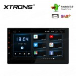 "7"" Android 9.0 HD Screen Multifunctional Android car stereo with Full RCA Output"