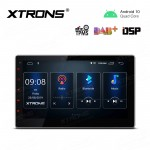 10.1 inch Navigation Multimedia Player with Built-in DSP