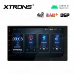 7 inch Navigation Multimedia Player with Built-in DSP