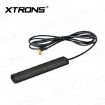 In Car 5dbi WIFI Booster Antenna for Vans SUVs Vehicles with SMA Male Plug