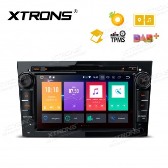 """Android 8.0 Octa-Core 32GB ROM + 4G RAM Multimedia DVD Player with 7"""" display support car auto play Custom fit for OPEL / Vauxhall"""