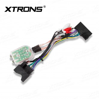 Harness Adapter with High to Low Impedance Converter