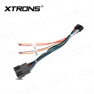ISO HARNESS CABLE for the installation of XTRONS PSF70VXL in Opel Vehicles