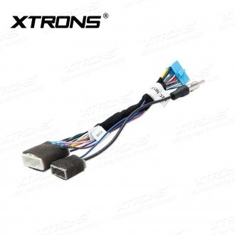 ISO Harness cable for the installation of XTRONS TS109L/ TS702L/TS696/TD6231/TD6931 in NISSAN Cars