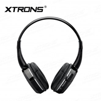 XTRONS Wireless Bluethooth Headphone for Most Audio Devices