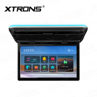 """15.6"""" Octa-core Car Roof Android Multimedia Monitor with IPS Screen"""