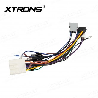 ISO HARNESS CABLE for the installation of XTRONS TIB110L in NISSAN Cars