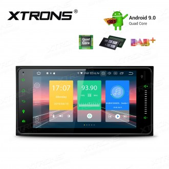 """7"""" Android 9 Pie Plug-and-Play Design Car Stereo Smart Multimedia Player Custom fit for Toyota"""