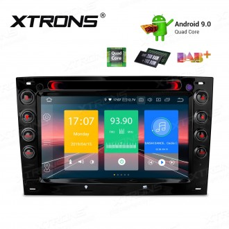"""7""""Android 9.0 car stereo Multimedia Navigation system for Renault"""