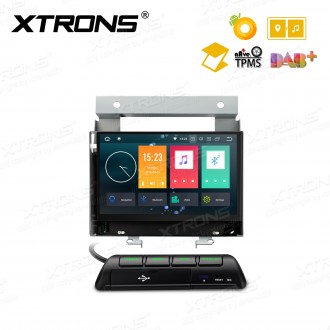 """7"""" Android 8.0 Octa-Core 32GB ROM + 4G RAM Multimedia DVD Player support car auto play Custom fit for Land Rover"""