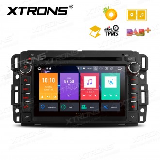 """7"""" Android 8.0 Octa-Core 32GB ROM + 4G RAM Multimedia DVD Player support car auto play Custom fit for Chevrolet / Buick / GMC / HUMMER"""