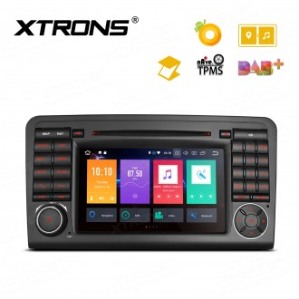 """7"""" Android 8.0 Octa-Core 32GB ROM + 4G RAM Multimedia DVD Player support car auto play Custom fit for Mercedes-Bens"""