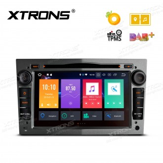 """Android 8.0 Octa-Core 32GB ROM + 4G RAM Multimedia DVD Player with 7"""" display Custom fit for OPEL / Vauxhall"""