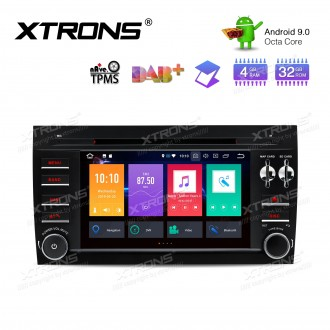 """7"""" Android 9.0 Octa-Core 32GB ROM + 4G RAM Support car auto play Multimedia Stereo with GPS Custom fit for Porsche"""