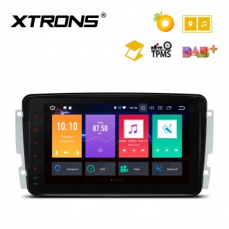 """Android 8.0 Octa-Core 32GB ROM + 4G RAM Multimedia Player with 8"""" Display Support Car Auto Play Custom Fit for Mercedes-Bens"""