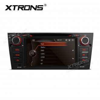 "7"" 1080P Video Capacitive Touch Screen Car DVD Player with GPS Canbus for BMW"