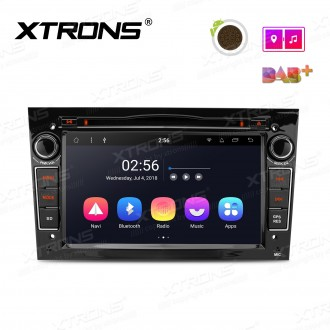 """7"""" Android 8.1 Octa-Core Car Stereo smart multimedia Player Costom fit for OPEL/ Vauxhall /Holden"""