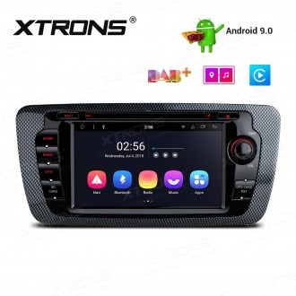 7 inch Android 9.0 Octa-Core Car Stereo Smart Multimedia Player Custom fit for SEAT